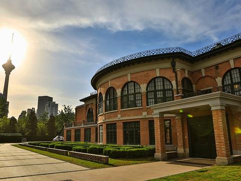 天津市干部俱乐部旅游景点图片