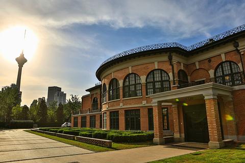 天津市干部俱乐部旅游景点攻略图