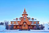 北极村圣诞村