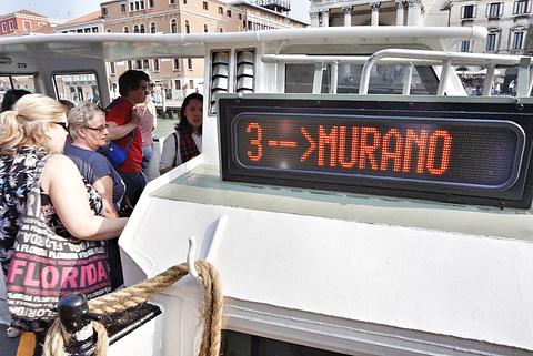 穆拉诺岛旅游景点攻略图