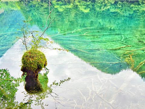 镜海旅游景点图片
