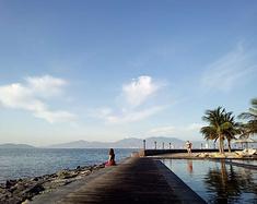 芽庄Nha Trang:海滨小城,珍藏那一抹孔雀蓝(自由行看过来...)