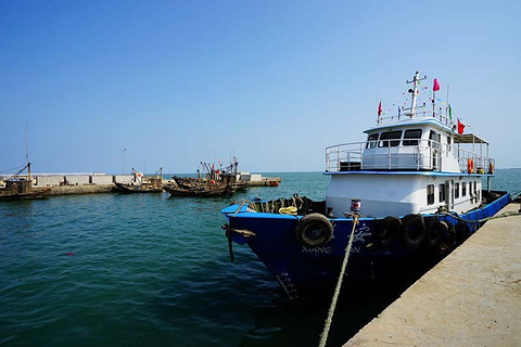 任家台渔港旅游景点攻略图