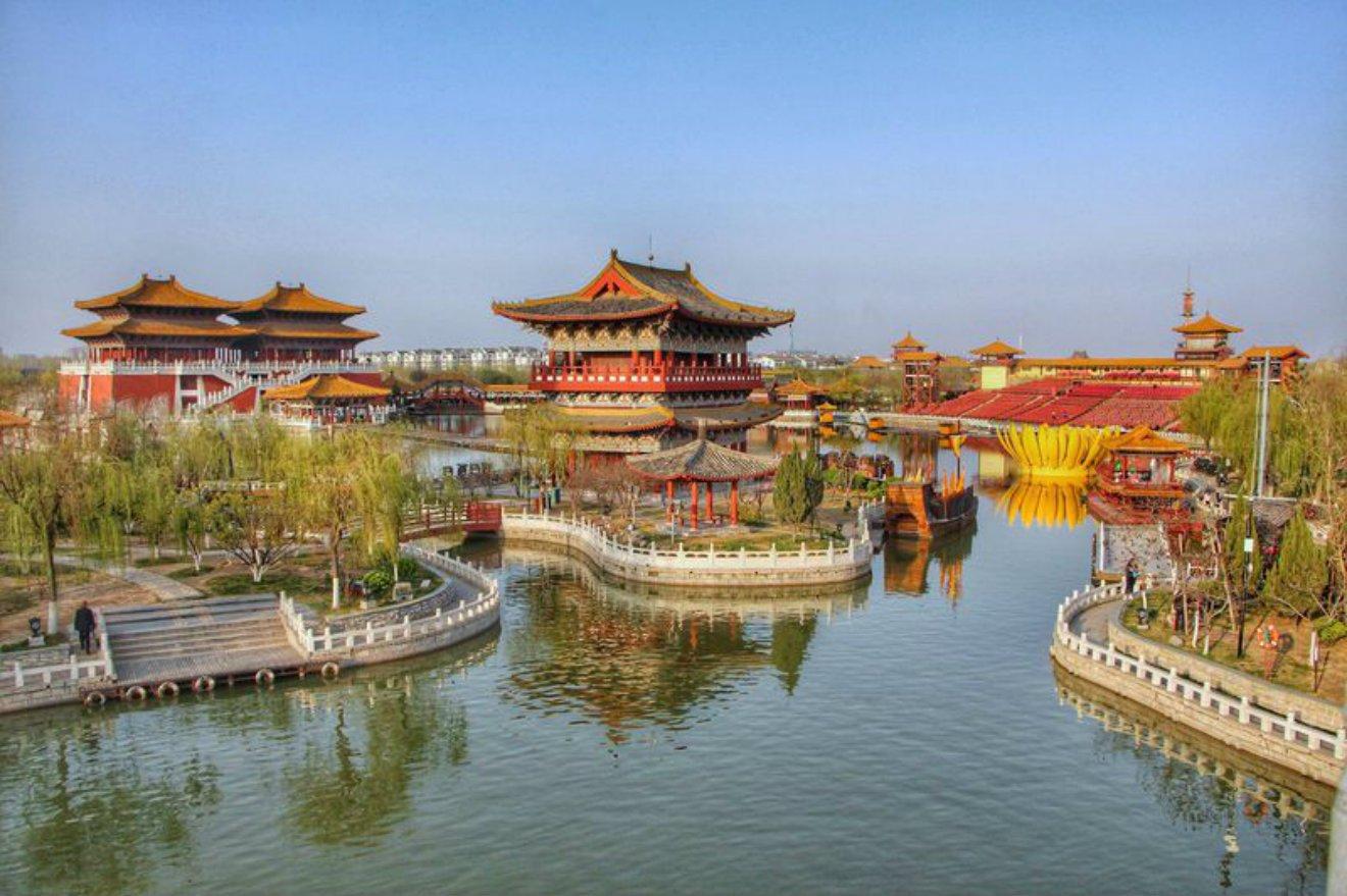 丝路传奇,宋韵开封,在流动的旋律里寻找遗失千年的中国古文化