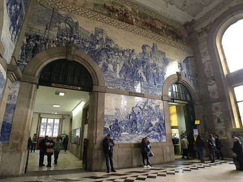 圣本托火车站旅游景点图片