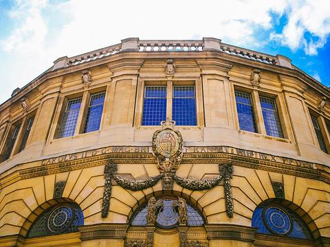谢尔登剧院旅游景点图片