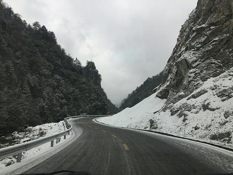 神农架国际滑雪场旅游景点攻略图