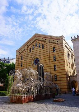 欧布达犹太教堂旅游景点攻略图
