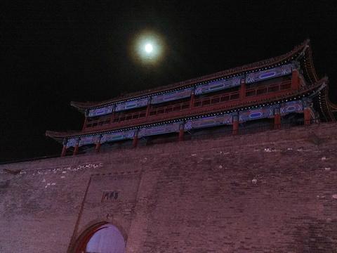 宣化拱极楼旅游景点图片