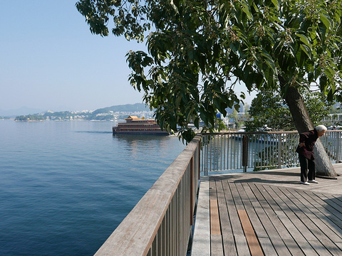 千岛湖中心湖区旅游景点图片