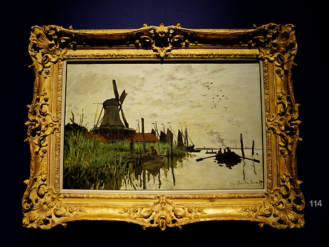 新嘉士伯美术馆旅游景点图片
