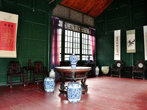 刘氏庄园博物馆旅游景点图片