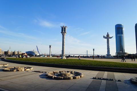 星海广场的图片