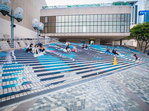 香港文化中心旅游景点图片
