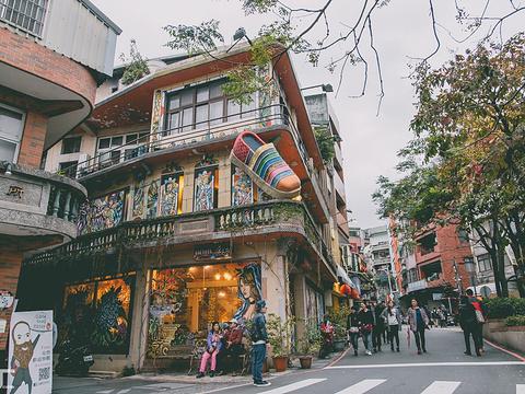 淡水老街旅游景点图片
