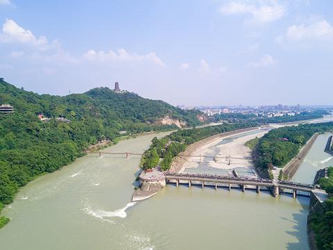 都江堰旅游景点图片
