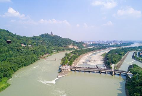 都江堰的图片