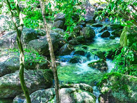 黄崖大峡谷旅游景点图片