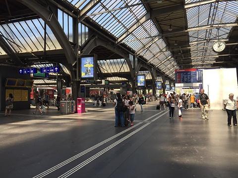 苏黎世主火车站旅游景点图片