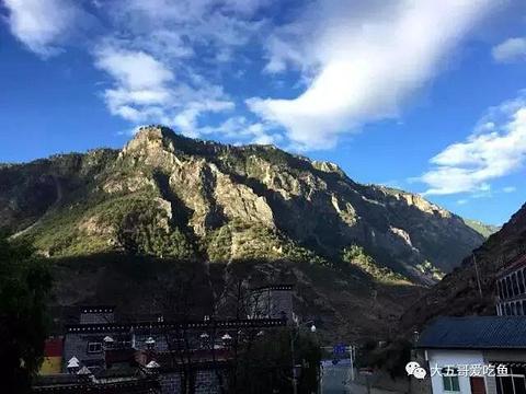 香格里拉镇旅游景点图片