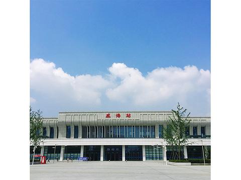 威海火车站旅游景点图片