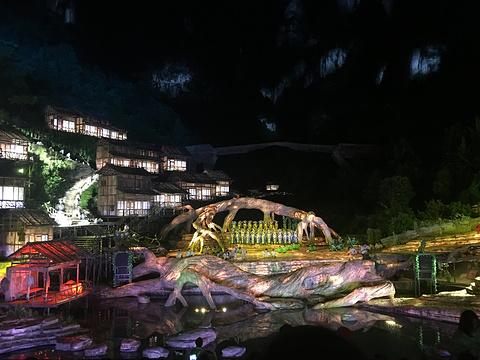 天门狐仙峡谷大剧场