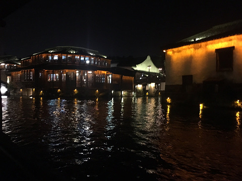 江南水乡旅游景点攻略图