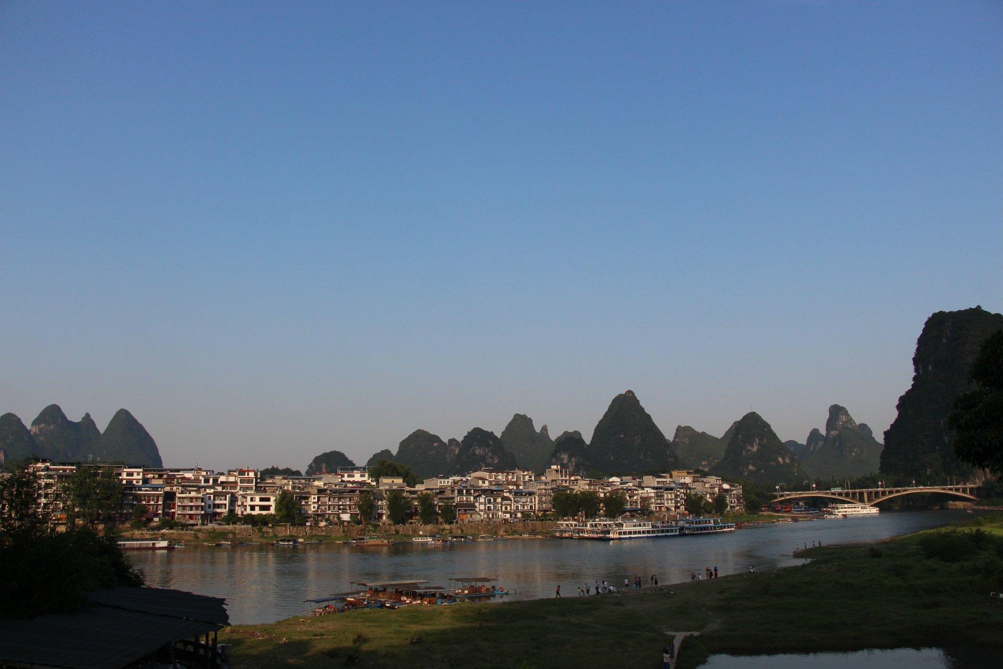 桂林旅行记