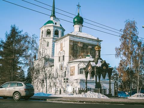 斯帕斯卡娅教堂旅游景点图片