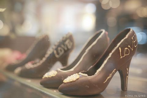 歌斐颂巧克力世界西餐厅旅游景点攻略图