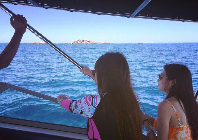 包船出海图片