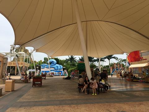 玛雅海滩水公园旅游景点攻略图