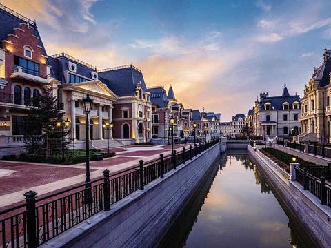 东方水城旅游景点图片