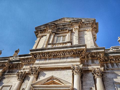 杜布罗夫尼克大教堂旅游景点图片