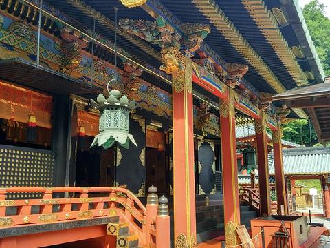 久能山东照宫旅游景点图片