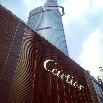 上海恒隆广场旅游景点攻略图