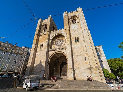 里斯本主教堂旅游景点图片
