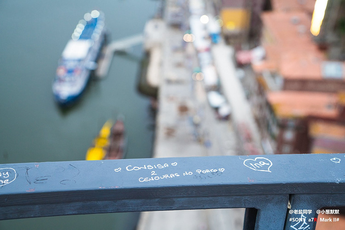 路易一世大桥图片