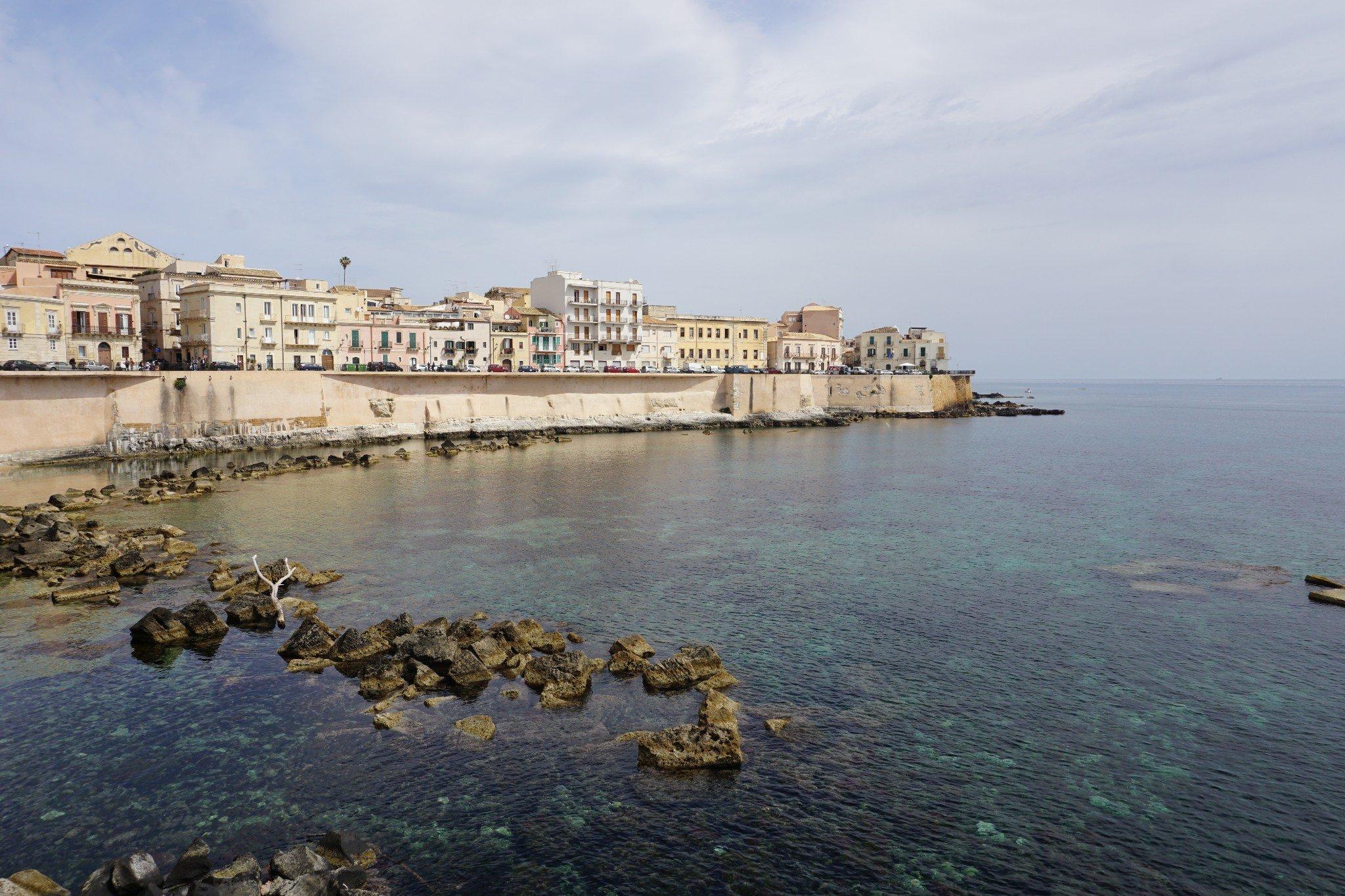 穿过阿尔玛菲来找你,我的西西里——(意大利南部15天深度游全景记录)