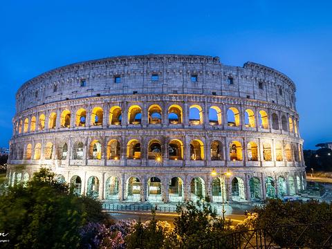 罗马斗兽场旅游景点图片