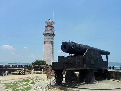 南炮台的图片