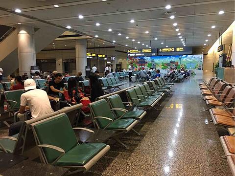 白云国际机场旅游景点攻略图