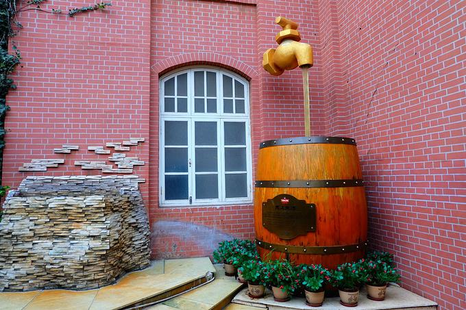 青岛啤酒博物馆图片
