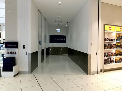 金斯福德史密斯机场旅游景点攻略图
