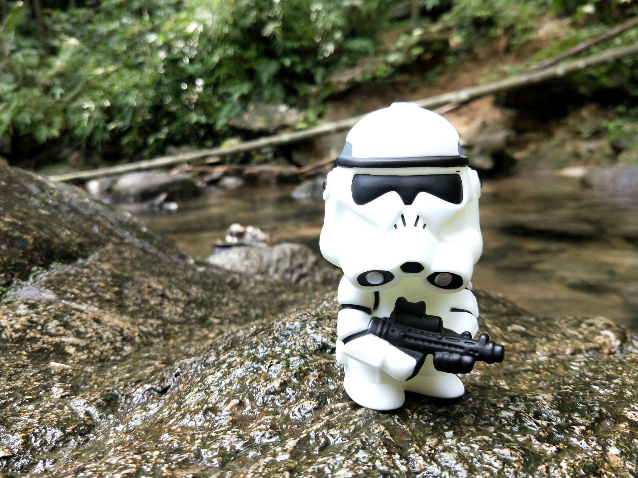与玛娃赛跑---Stormtrooper带你穿越南昆山