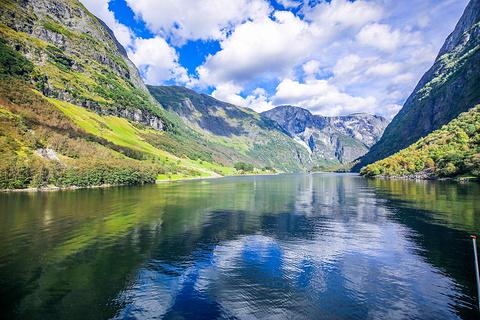 挪威峡湾旅游景点图片