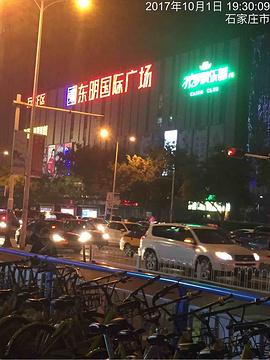 万达广场(石家庄裕华店)旅游景点攻略图