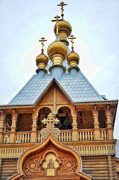 圣尼古拉大教堂旅游景点攻略图