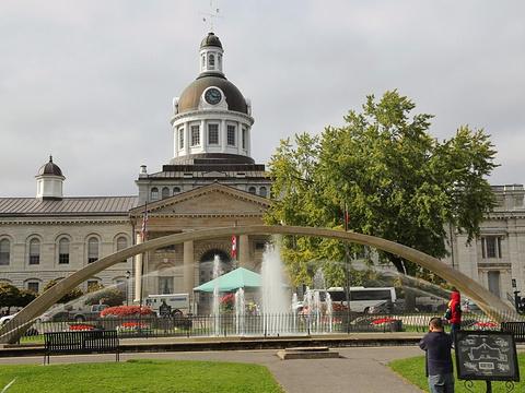 安大略省议会大厦旅游景点图片