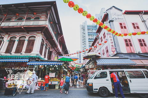 新加坡旅游图片